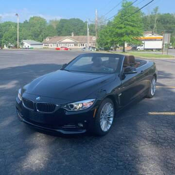 2014 BMW 4 Series for sale at GLOBAL MOTOR GROUP in Newark NJ