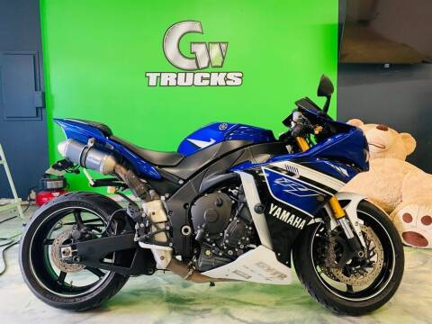 2013 Yamaha YZF R1 for sale at GW Trucks in Jacksonville FL
