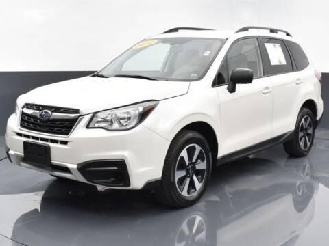 2017 Subaru Forester for sale at Chantz Scott Kia in Kingsport TN