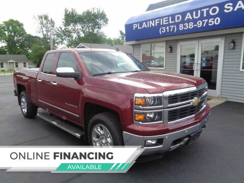 2014 Chevrolet Silverado 1500 for sale at Plainfield Auto Sales in Plainfield IN