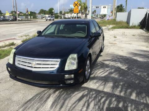 2005 Cadillac STS for sale at Roadmaster Auto Sales in Pompano Beach FL