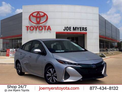 2017 Toyota Prius Prime for sale at Joe Myers Toyota PreOwned in Houston TX