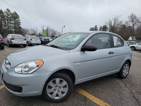 2008 Hyundai Accent for sale at J's Auto Exchange in Derry NH