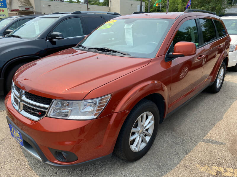 2014 Dodge Journey for sale at 5 Stars Auto Service and Sales in Chicago IL