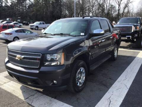 2010 Chevrolet Avalanche for sale at Thompson Auto Sales Inc in Knoxville TN
