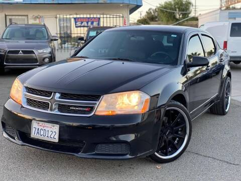 2012 Dodge Avenger for sale at Gold Coast Motors in Lemon Grove CA