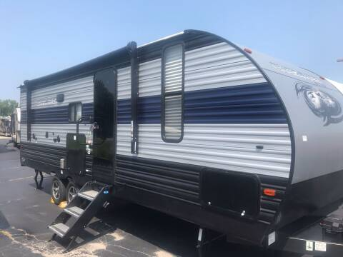 2021 Forest River cherokee for sale at Blue Bird Motors in Crossville TN