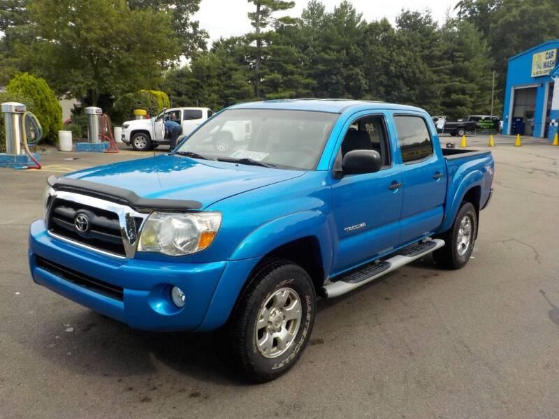 2006 Toyota Tacoma for sale at RTE 123 Village Auto Sales Inc. in Attleboro MA