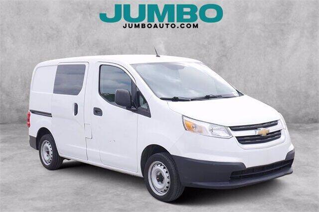 2017 Chevrolet City Express Cargo for sale at Jumbo Auto & Truck Plaza in Hollywood FL