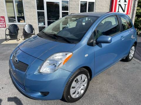2008 Toyota Yaris for sale at Titan Auto Sales LLC in Albany NY