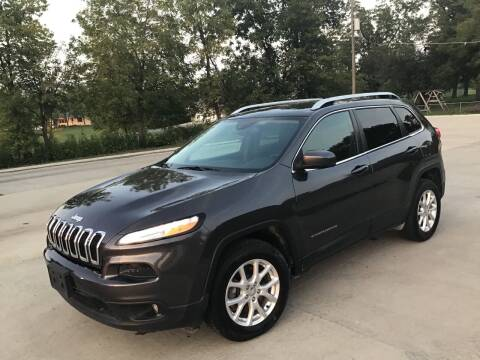 2017 Jeep Cherokee for sale at Bam Motors in Dallas Center IA