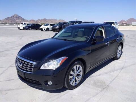 2012 Infiniti M37 for sale at Camelback Volkswagen Subaru in Phoenix AZ