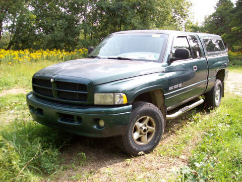 2000 Dodge Ram Pickup 1500 for sale at Summit Auto Inc in Waterford PA