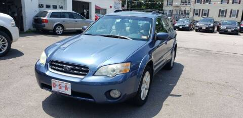 2007 Subaru Outback for sale at Union Street Auto in Manchester NH