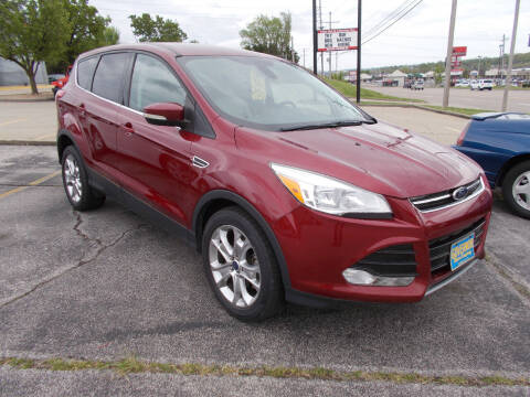 2013 Ford Escape for sale at Governor Motor Co in Jefferson City MO