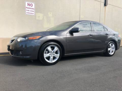 2009 Acura TSX for sale at International Auto Sales in Hasbrouck Heights NJ