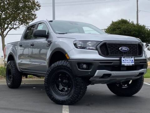 2021 Ford Ranger for sale at gogaari.com in Canoga Park CA