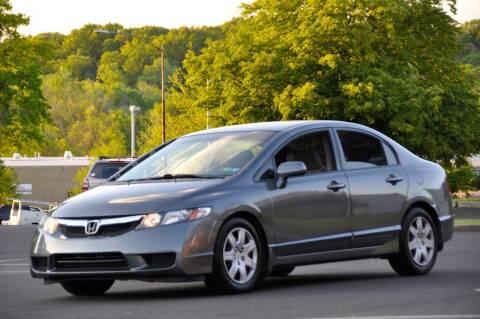 2010 Honda Civic for sale at T CAR CARE INC in Philadelphia PA