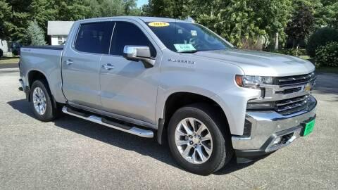 2019 Chevrolet Silverado 1500 for sale at Unzen Motors in Milbank SD