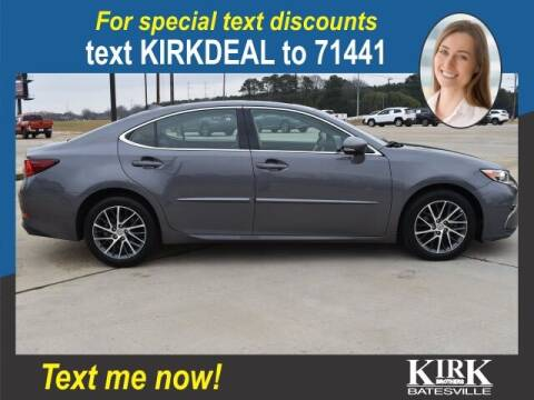 2016 Lexus ES 350 for sale at Kirk Brothers Batesville in Batesville MS