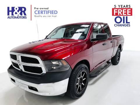 2018 RAM Ram Pickup 1500 for sale at H&R Auto Motors in San Antonio TX