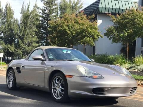 2003 Porsche Boxster for sale at AutoAffari LLC in Sacramento CA