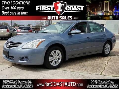 2011 Nissan Altima for sale at 1st Coast Auto -Cassat Avenue in Jacksonville FL