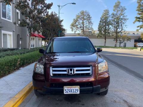 2007 Honda Pilot for sale at Carpower Trading Inc. in Anaheim CA