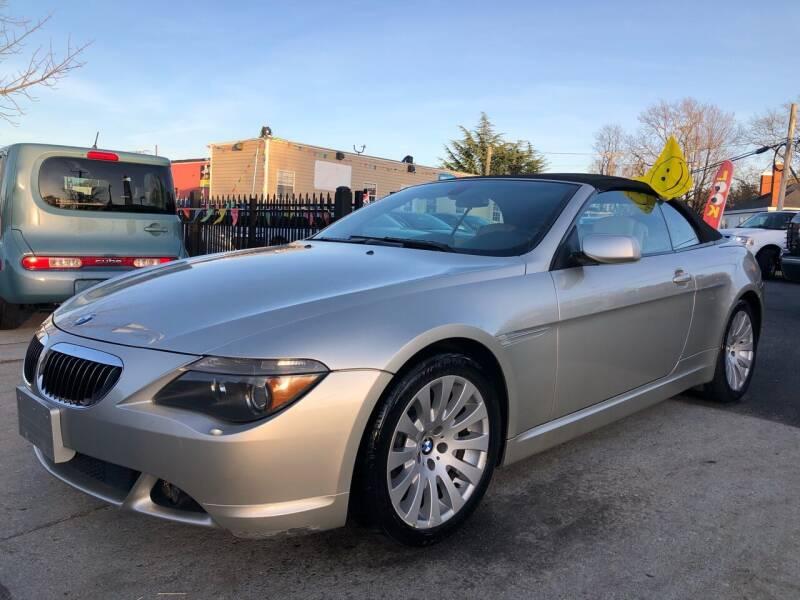 2004 BMW 6 Series for sale at Crestwood Auto Center in Richmond VA