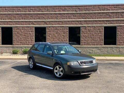 2003 Audi Allroad for sale at A To Z Autosports LLC in Madison WI