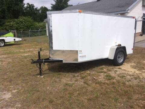 2021 DEEP SOUTH 5 x 10 Enclosed for sale at Sanders Motor Company in Goldsboro NC