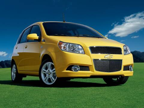 2009 Chevrolet Aveo for sale at Tom Wood Honda in Anderson IN