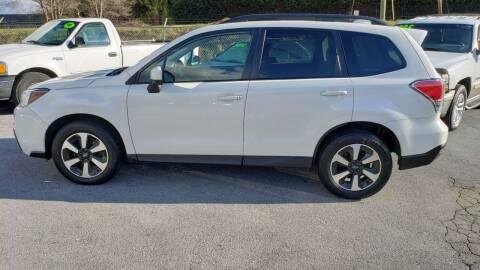 2017 Subaru Forester for sale at Green Tree Motors in Elizabethton TN