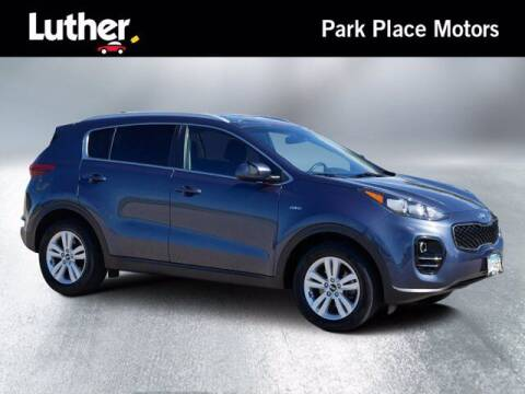 2017 Kia Sportage for sale at Park Place Motor Cars in Rochester MN
