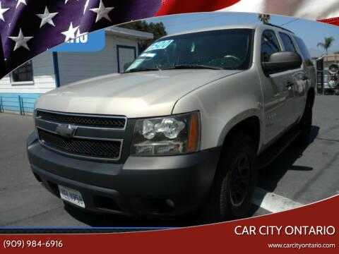 2007 Chevrolet Tahoe for sale at Car City Ontario in Ontario CA