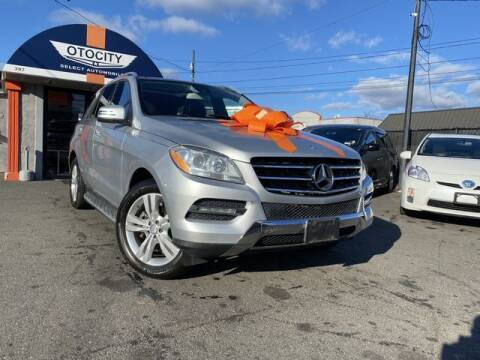 2014 Mercedes-Benz M-Class for sale at OTOCITY in Totowa NJ