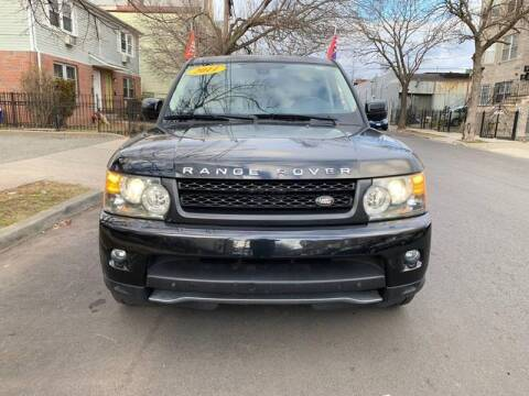 2011 Land Rover Range Rover Sport for sale at Buy Here Pay Here Auto Sales in Newark NJ