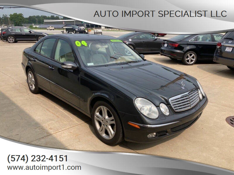 2004 Mercedes-Benz E-Class for sale in South Bend, IN