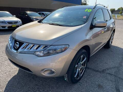 2010 Nissan Murano for sale at M.A.S.S. Motors - MASS MOTORS in Boise ID