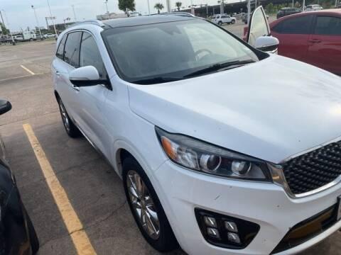 2016 Kia Sorento for sale at FREDY USED CAR SALES in Houston TX