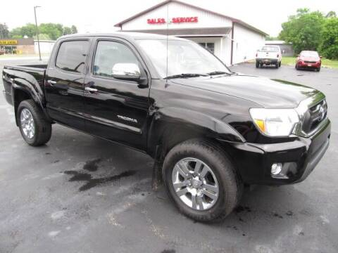 2013 Toyota Tacoma for sale at Thompson Motors LLC in Attica NY