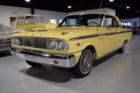 1963 Ford Fairlane for sale at Jensen's Dealerships in Sioux City IA