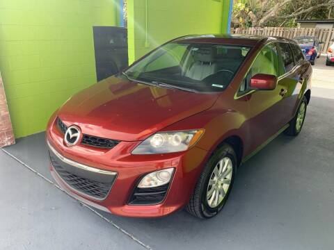 2012 Mazda CX-7 for sale at Autos to Go of Florida in Daytona Beach FL