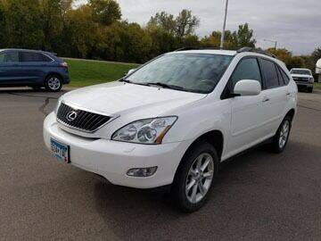 2009 Lexus RX 350 for sale at Pro Auto Sales and Service in Ortonville MN