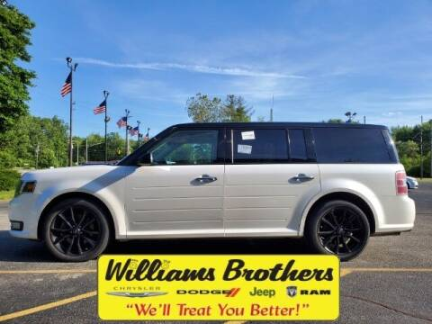 2017 Ford Flex for sale at Williams Brothers - Pre-Owned Monroe in Monroe MI