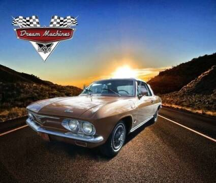 1965 Chevrolet Corvair for sale at Dream Machines USA in Lantana FL