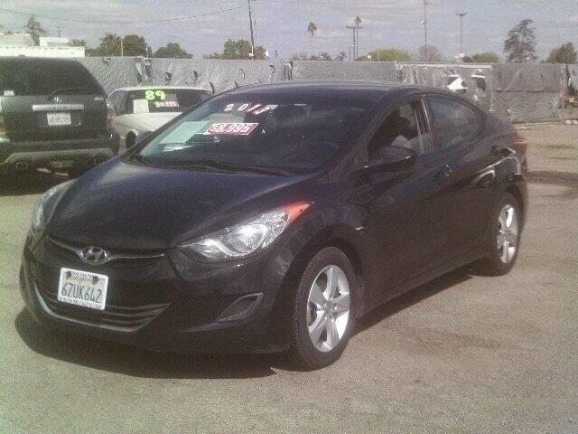 2013 Hyundai Elantra for sale at Valley Auto Sales & Advanced Equipment in Stockton CA