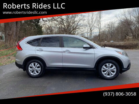 2012 Honda CR-V for sale at Roberts Rides LLC in Franklin OH