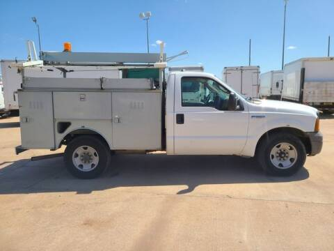 2006 Ford F-350 Super Duty for sale at TRUCK N TRAILER in Oklahoma City OK