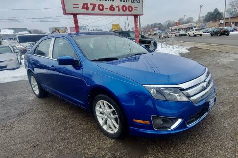 2012 Ford Fusion for sale at Nile Auto in Columbus OH